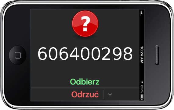 606400298 +48606400298