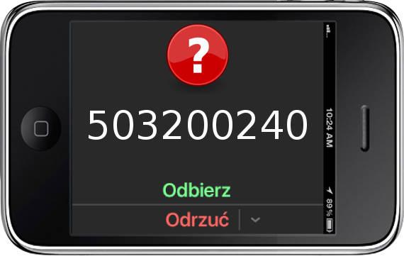Telefon 503200240